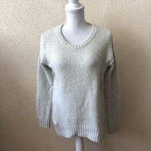 FEEL THE PIECE Terre Jacobs Pullover Ivory Sweater